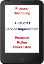 ITIL® 2011 Prozesse des Continual Service Improvement