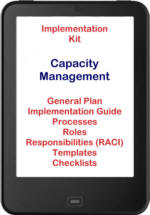 Click here for more details - implement ITIL® 2011 Capacity Management