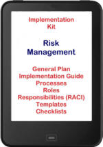 Click here for more details - implement ITIL® 2011 Risk Management
