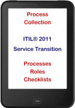 ITIL® 2011 Processes of Service Transition
