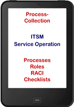 Click here for our free excerpt - ITSM processes of Service Operation according to ITIL® and ISO 20000