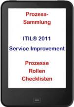 Klicken Sie hier für mehr Details - ITIL® 2011 Prozesse des Continual Service Improvement