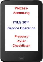 Klicken Sie hier für mehr Details - ITIL® 2011 Prozesse der Service Operation
