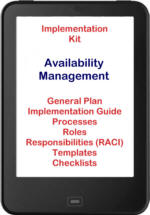 Click here for more details - implement ITIL® 2011 Availability Management