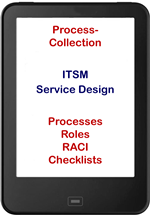 Click here for our free excerpt - ITSM processes of Service Design according to ITIL® and ISO 20000